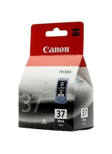 Canon Pg-37 Siyah Mürekkep Kartuş Siyah